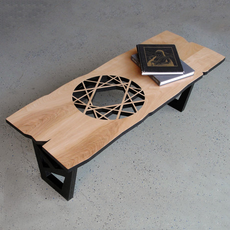 AD Saturii // Coffee Table-Console (Standard Finish)