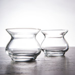 Neat Drinking Glass // Set of Two