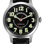 Gagarin Commemortive Manual Wind Watch // Model 02