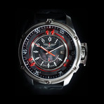 Mars Swiss Automatic // Russian Space Agency // Black + Red