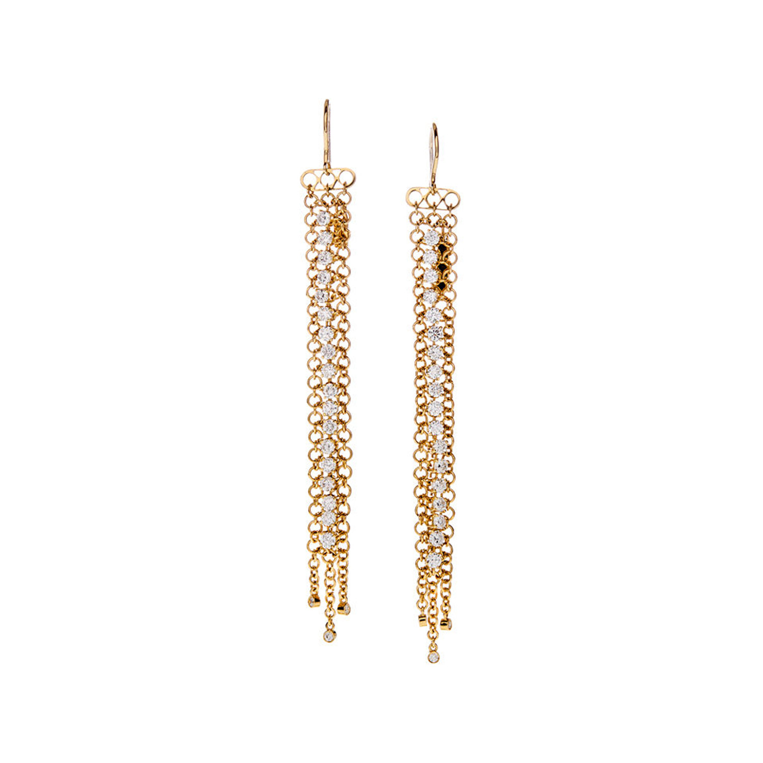 j swirl z jewelry sale pierino at id for earrings frascarolo on italian gold clip