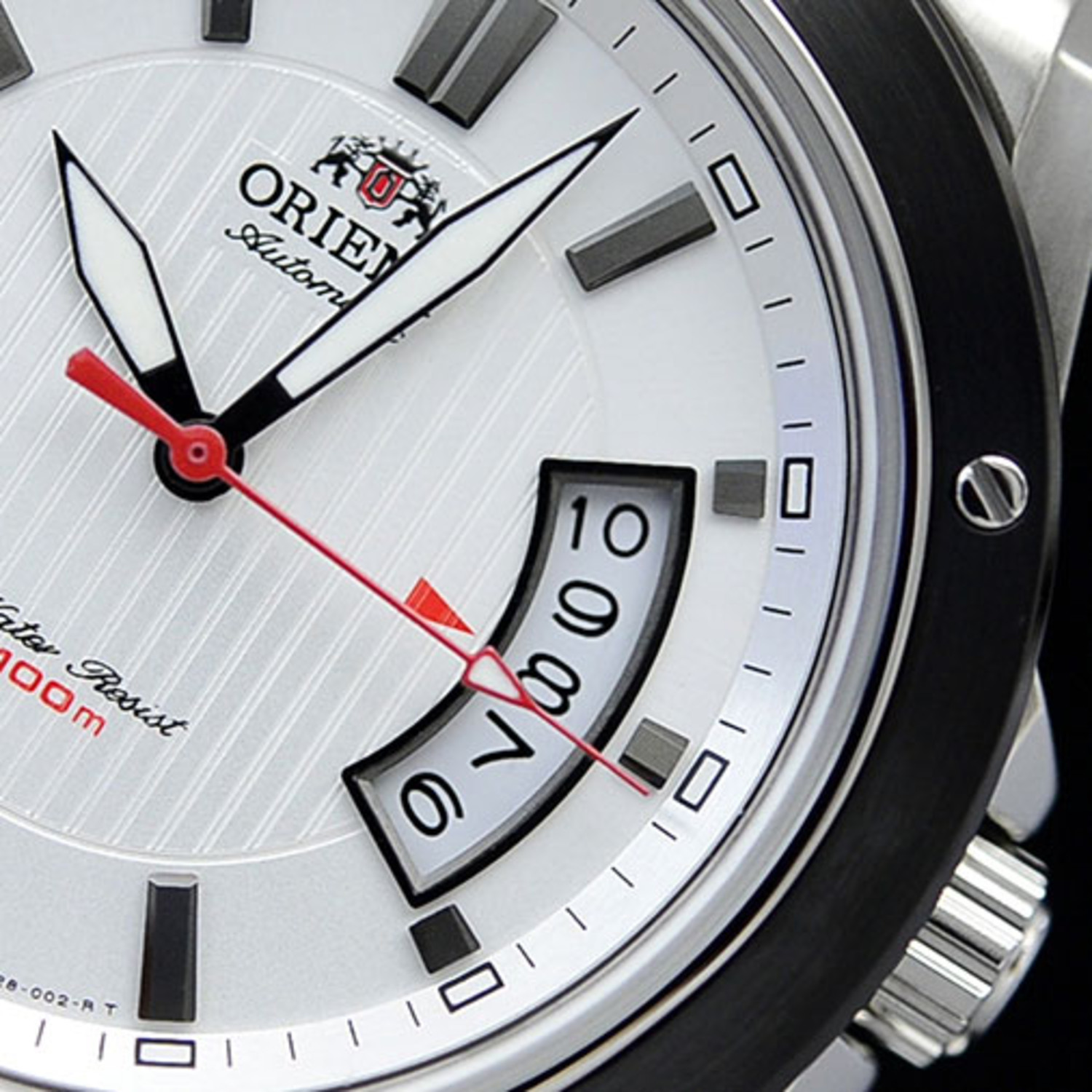 Orient advancer white orient watches touch of modern orient advancer white amipublicfo Images