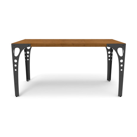PK10 Solid Maple Table