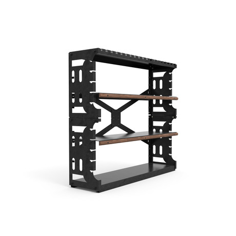 "Titus Shelving Unit // Half (18"")"