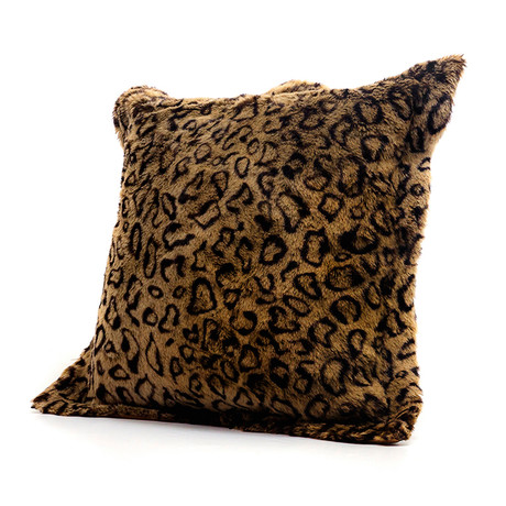 Leopard Pillow (Cover + Insert)