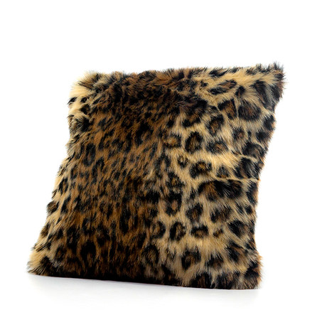 Ocelot Pillow (Cover + Insert)