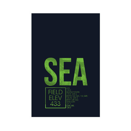 SEA // Seattle SB (Print 12 x 18)