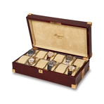 Captain's 12 Watch Collector Case