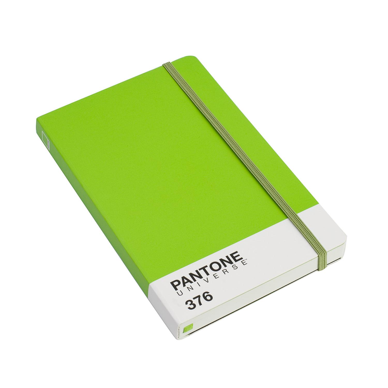 pantone universea notebook yellow