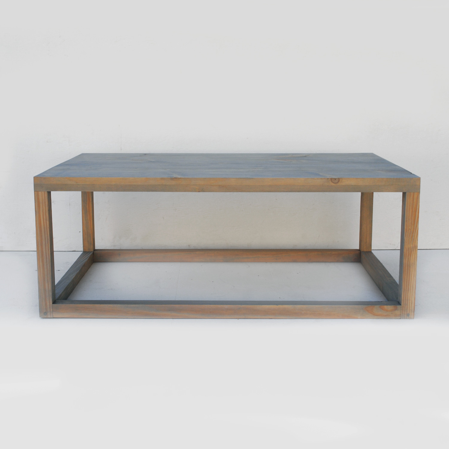Rectangular Grey Coffee Table - Rectangular Grey Coffee Table - Raka Mod - Touch Of Modern