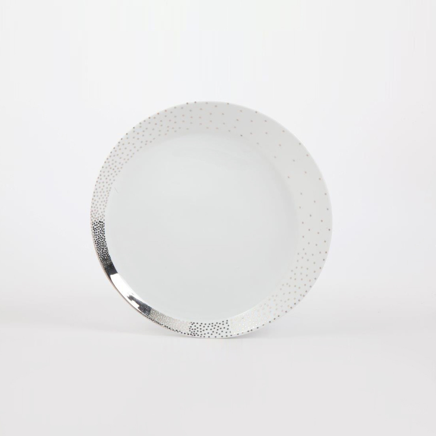 Nambé Tilt Dazzle Dinner Plate // 4pc Set & Nambé Tilt Dazzle Dinner Plate // 4pc Set - Nambé Dinnerware - Touch ...