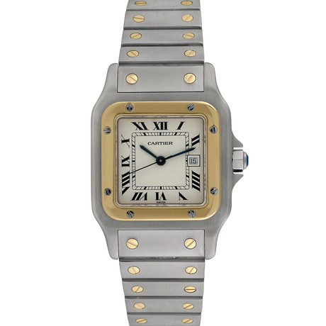 27b9333bcb71 Vintage Cartier Watches - The Jeweler of Kings - Touch of Modern