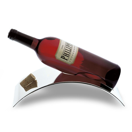 Stand Wine Bottle Rest