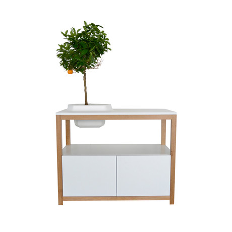Volcane Buffet (White)