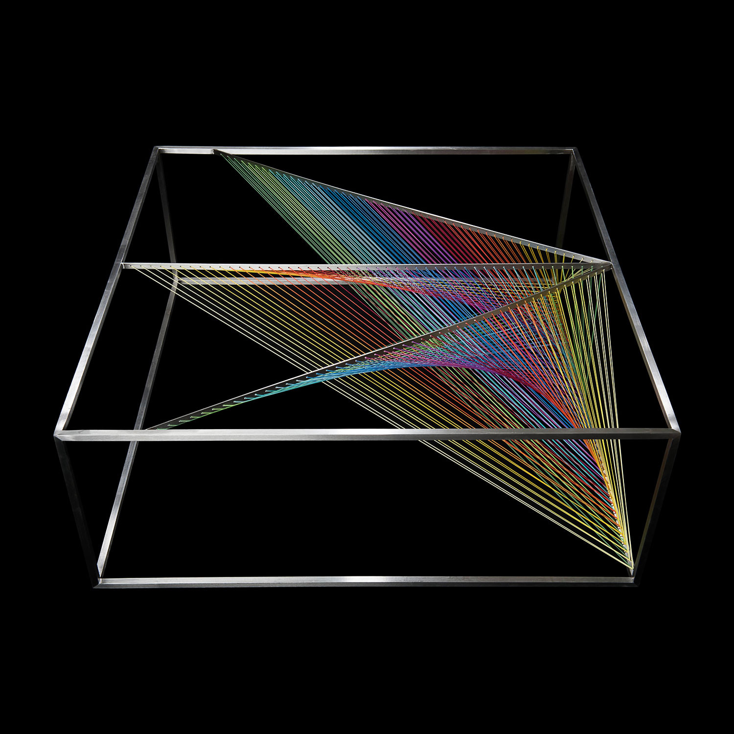 prism table mn design touch of modern glass prism table reflects dazzling rainbows my modern met