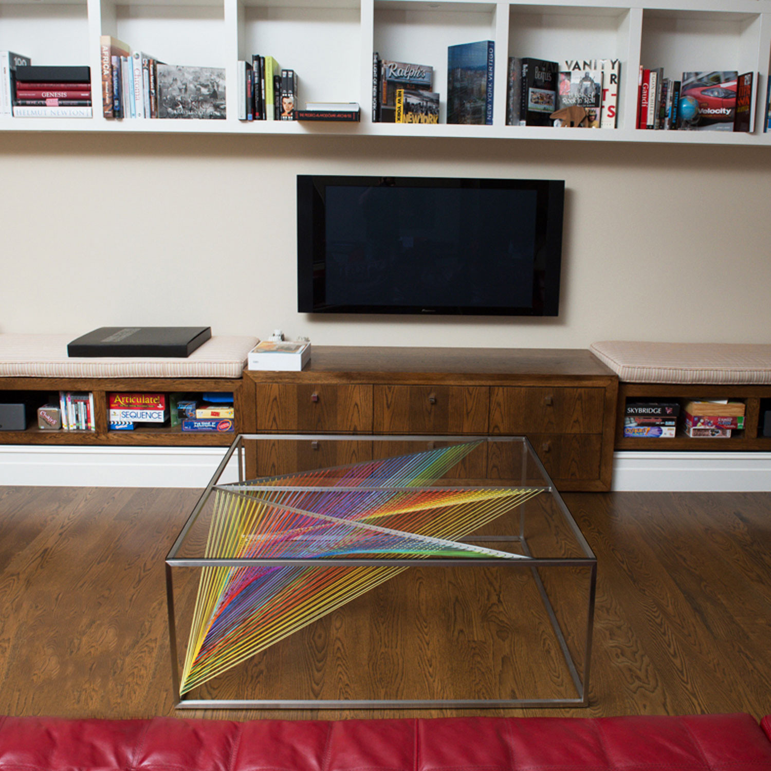 prism table mn design touch of modern prism mirror table tokujin yoshioka glas italia suiteny