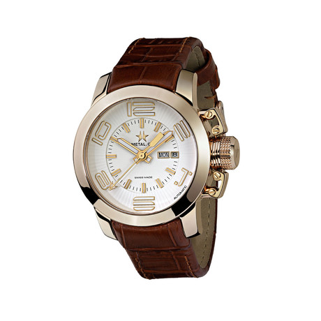 Metal CH Grote Classic Mechanical Automatic // 6310