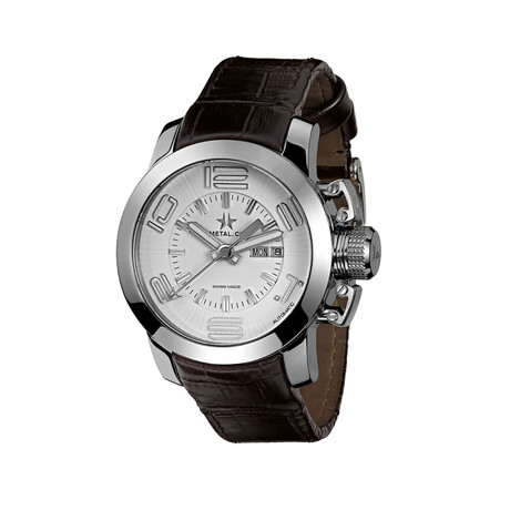 Metal CH Grote Classic Mechanical Automatic // 6110