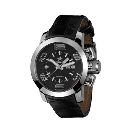 Metal CH Grote Classic Mechanical Automatic // 6120