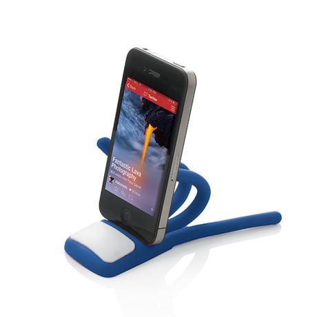 Eddy Phone Stand (Cerise)