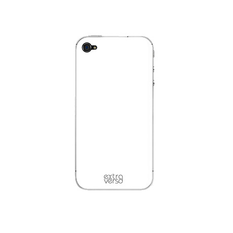 iPhone Case // Pure White (iPhone 4/4s)
