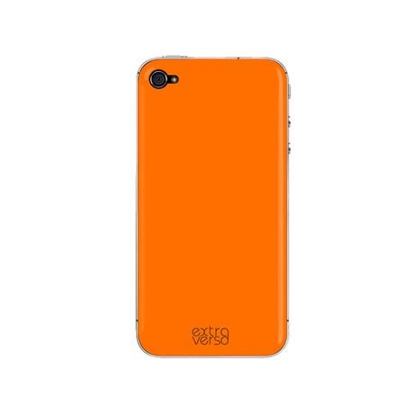 iPhone Case // Juicy Orange (iPhone 4/4s)