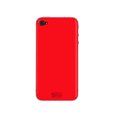 iPhone Case // Lipstick Red (iPhone 4/4s)