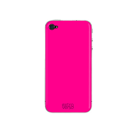 iPhone Case //  Fluo Pink (iPhone 4/4s)