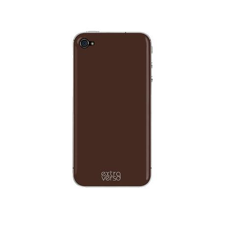 iPhone Case // Dark Chocolate (iPhone 4/4s)