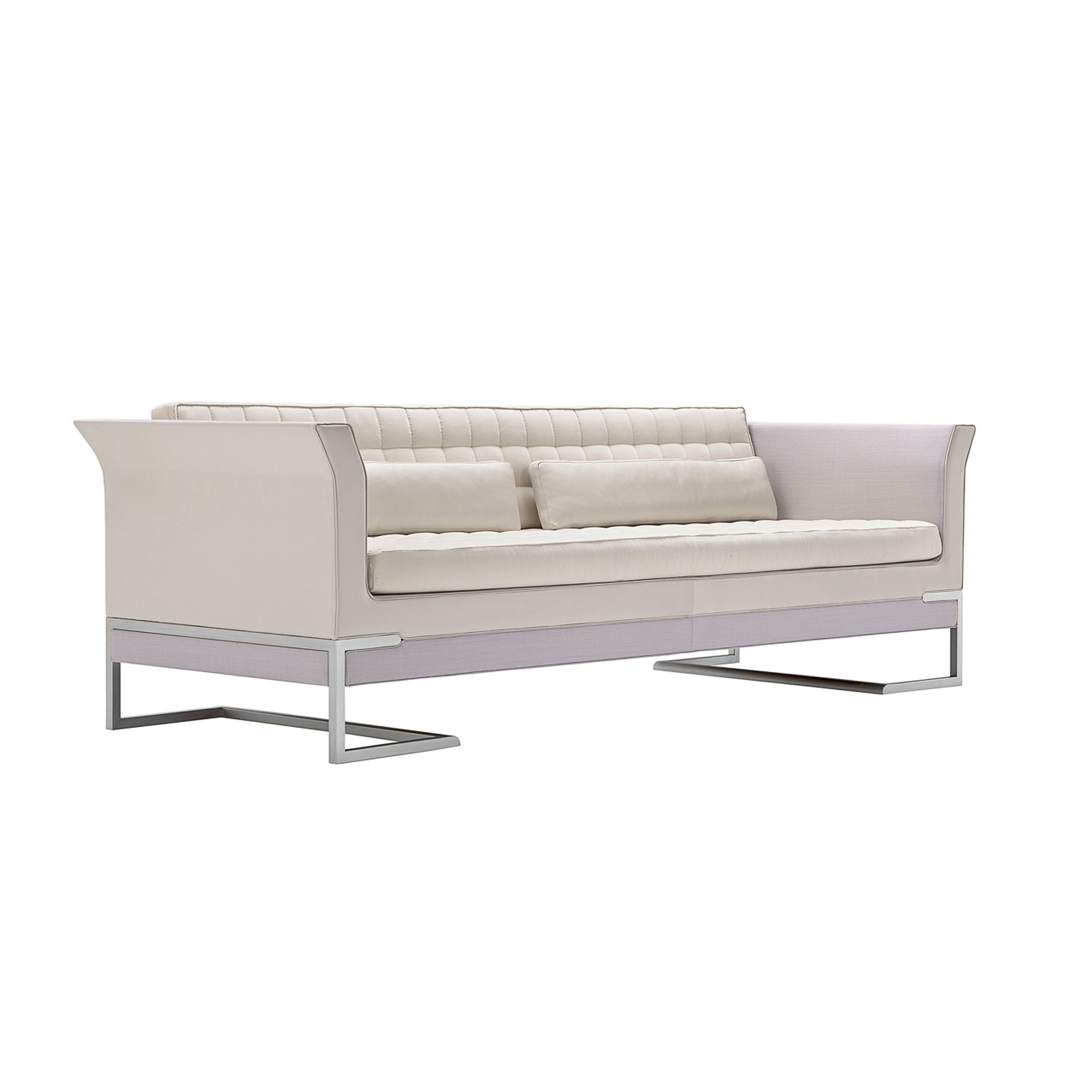 Contempo Leather Sofa Thesofa