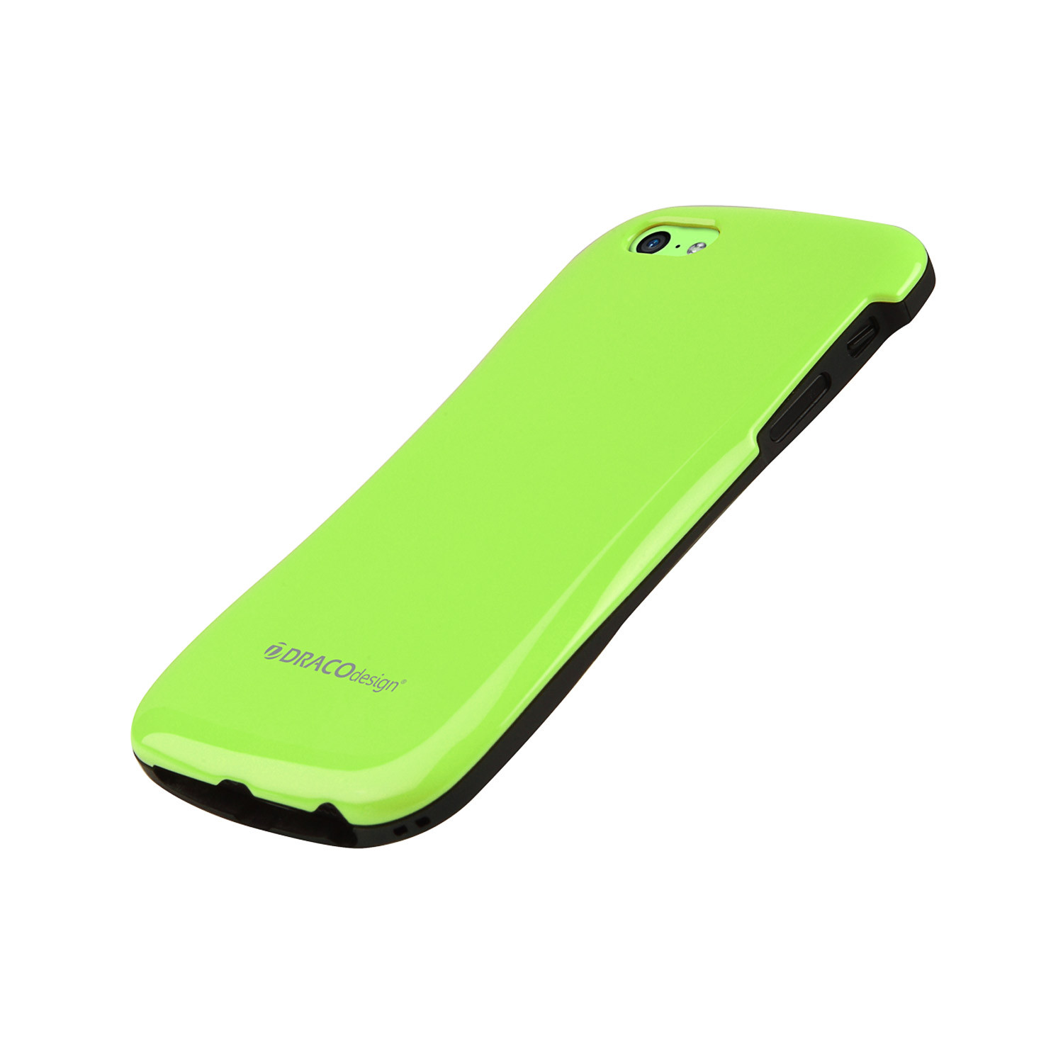 Allure CP Ultra Slim Case for iPhone 5c (Yellow) - Draco ...
