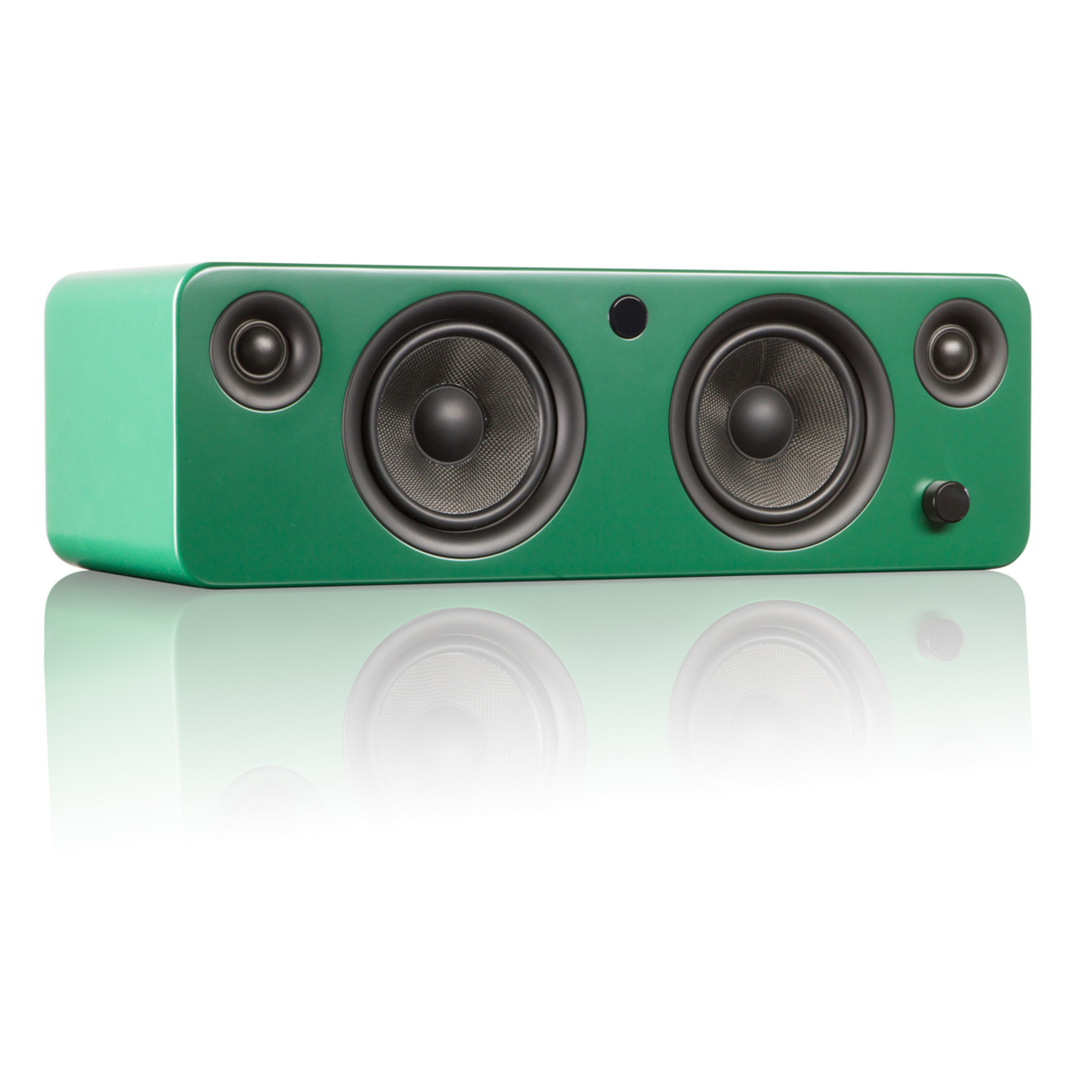 SYD6 Powered Bookshelf Speakers Forest
