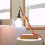 Wedge Table Lamp