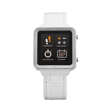 ANDROID SmartWatch™ // White