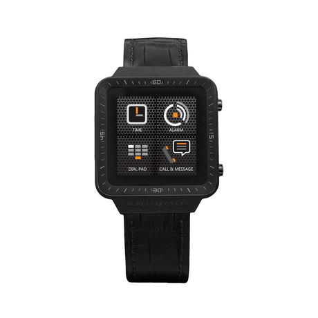 ANDROID SmartWatch™ // Black