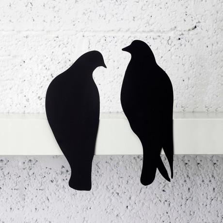 Lovebirds // Set of 2
