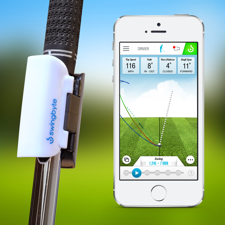 Swingbyte 2 Digital Golf Swing Analyzer SwingByte Touch of