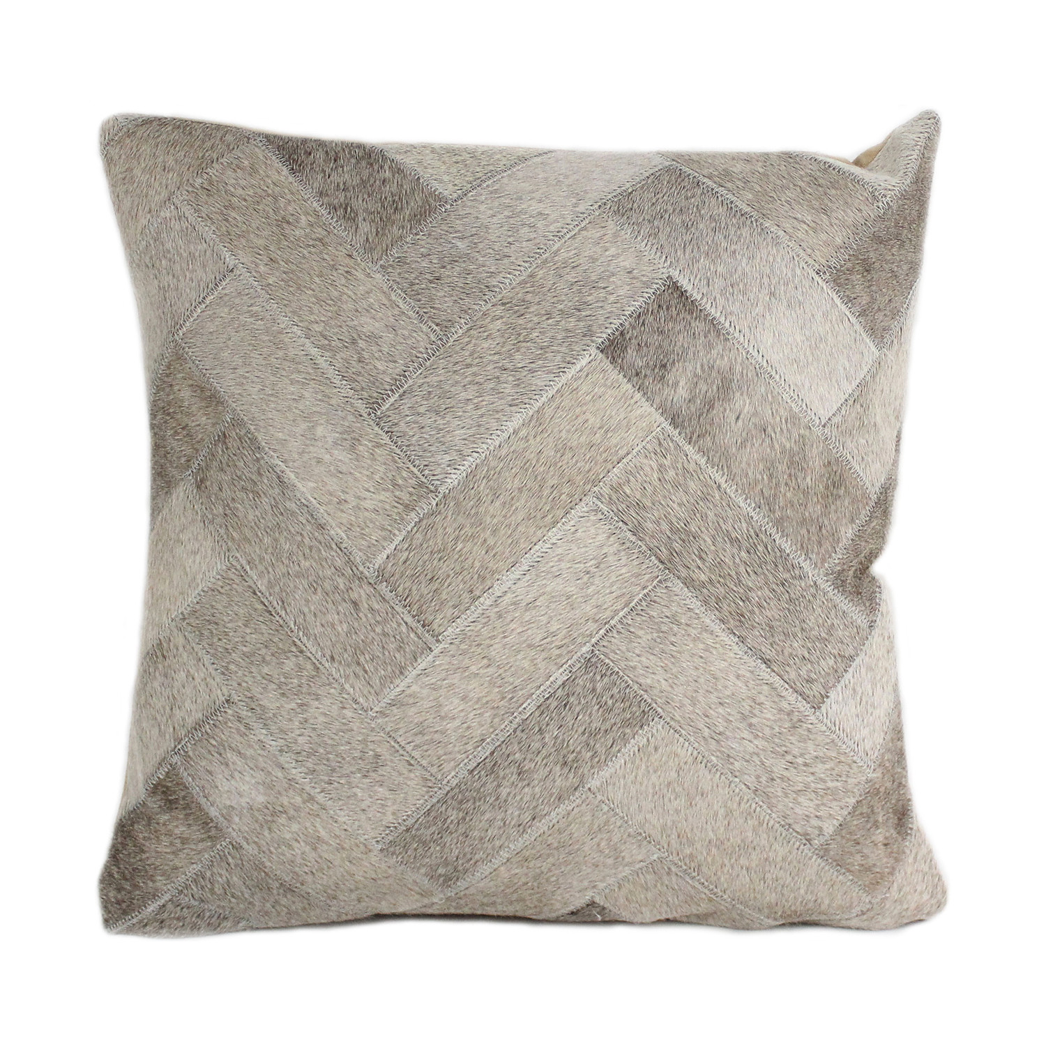 Arrowhead // Ash // Cowhide Pillow (1 6