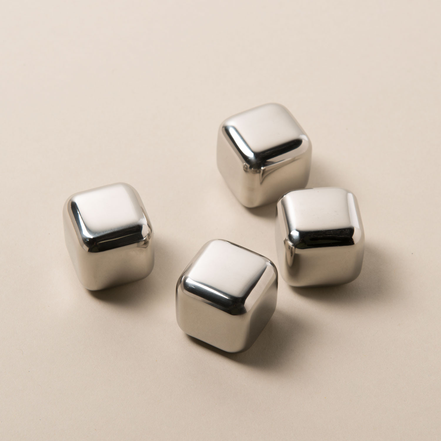 Whiskey Cubes Set Of 4 Top Shelf Living Touch Of Modern