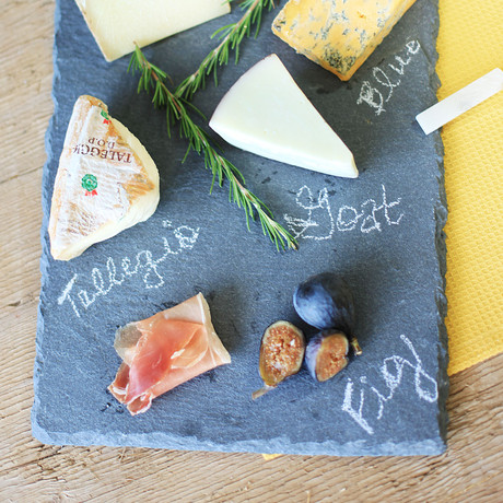 Slate Cheese Board Top Shelf Living Touch Of Modern