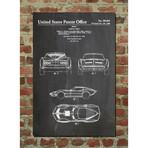 Mako Concept Corvette Patent