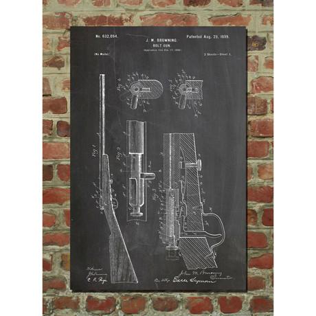 Bolt Gun Patent