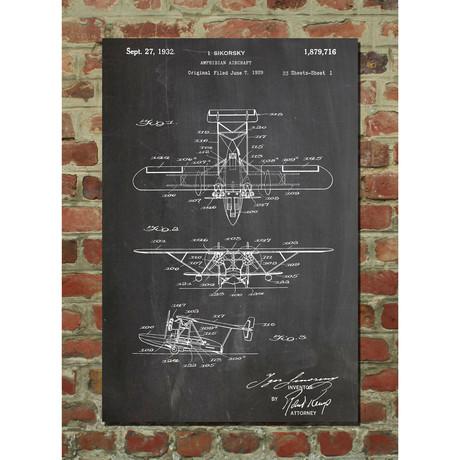 Amphibian Aircraft