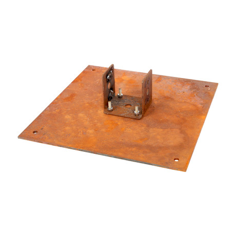 Torch Mounting Option (Free Standing Plate)