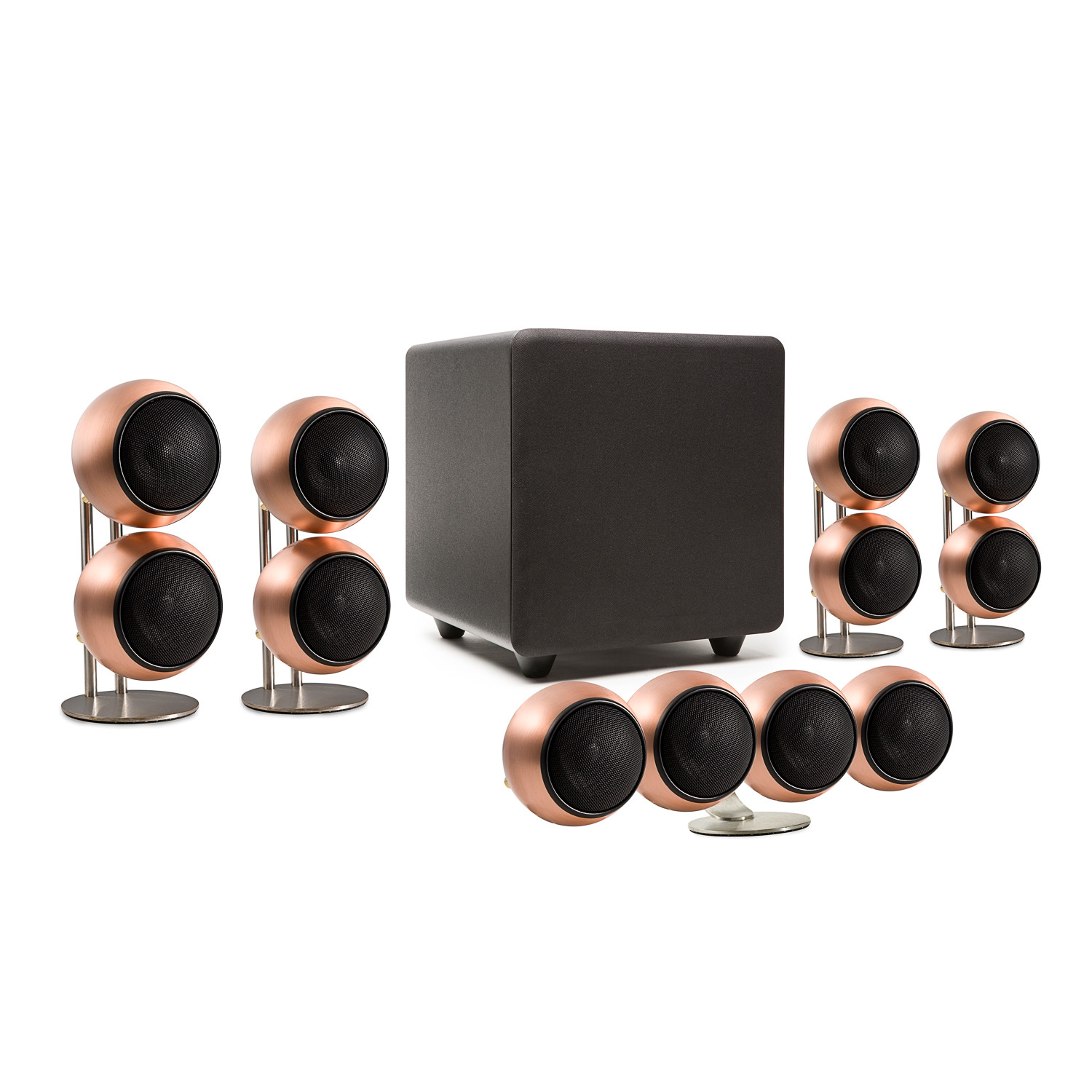 modern home theater speakers. mod2x plus 5.1 home theater speaker system modern speakers r
