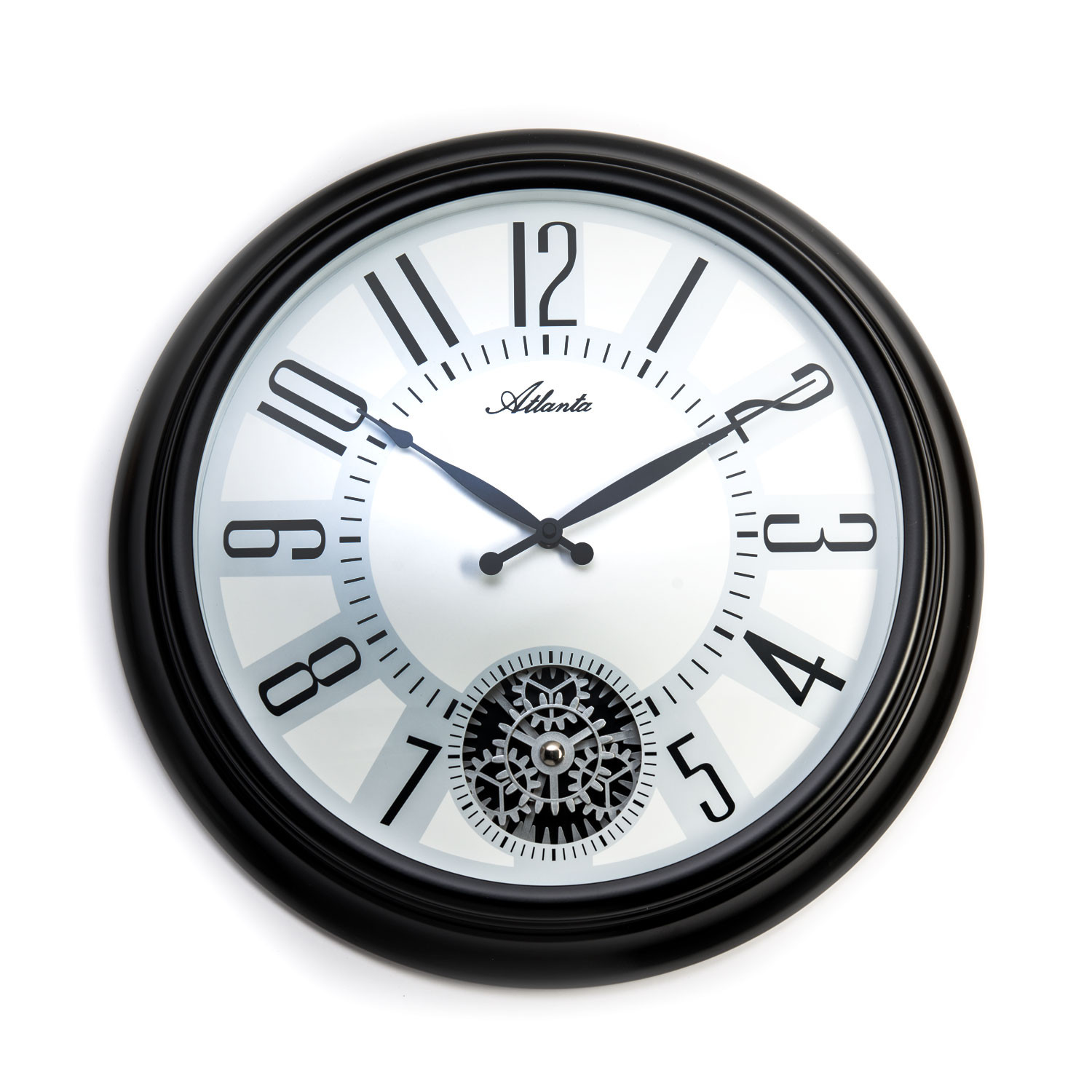 Exposed clock atlanta by paragon touch of modern for Touch of modern clock