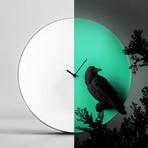 Moon Clock (Cat)