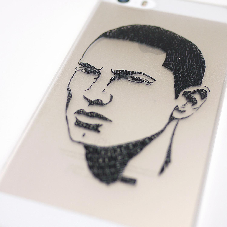 Eminem IPhone 5/5s Case - Casetagram - Touch Of Modern