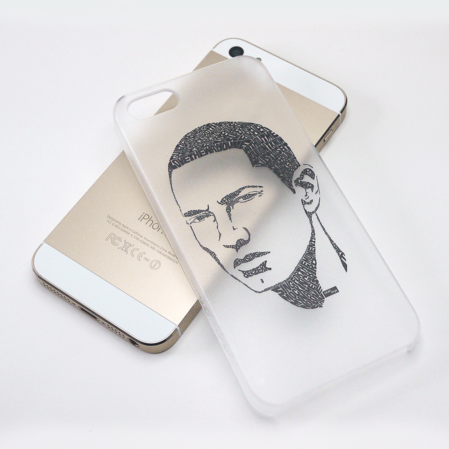 Eminem IPhone 5/5s Case - Casetagram - Touch Of Modern