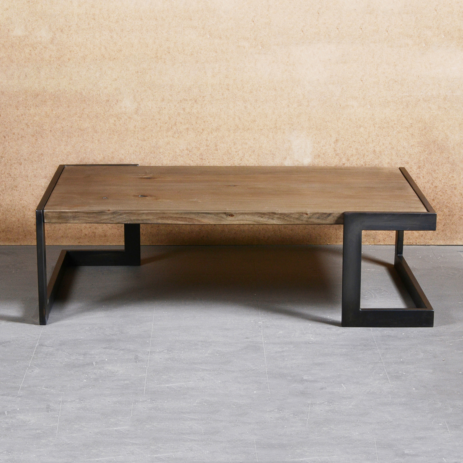 Hamilton Coffee Table Modern Industry Design Touch of Modern